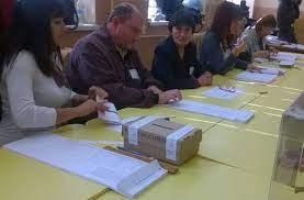 ЦИК: Към 17 часа избирателната активност е 39.99%