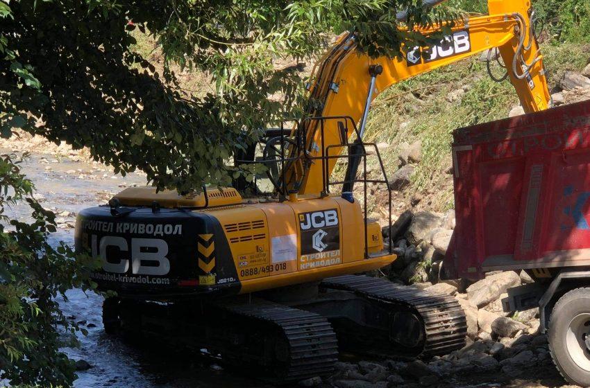 """След разследване на Канал 7 общ. Берковица започна ремонт на мост """"Лонджата"""""""