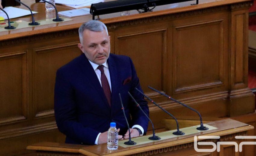 Николай Хаджигенов: НС ще гласува решение по казуса с Пламен Николов