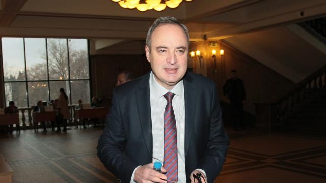 Инициативен комитет, подкрепен от ГЕРБ, издига Анастас Герджиков за президент